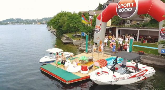 wakeandski.traunsee events